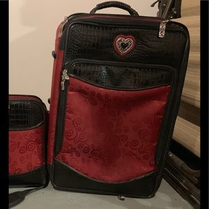Brighton carry on bag/Suitcase